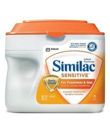 Similac Senstitive Infant Powder Formula