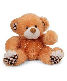 Liviya Teddy Bear Soft Toy Dark Brown - 32 cm