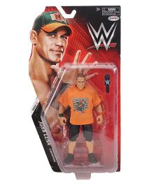 WWE Deluxe Figures Wave 1 John Cena - Height 15.5 cm