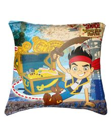 Disney Jake Cushion Cover Throw Pillow by Belkado - Multi Color