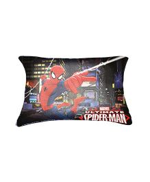 Marvel Ultimate Spider Man By Belkado - Red Blue Black