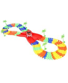 Imagician Playthings Kratos KIT 003 Flex Trax City Set - Multi Color