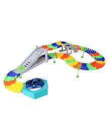 Imagician Playthings Kratos KIT 004 Flex Trax City Set - Multi Color