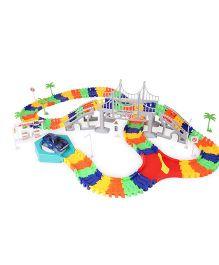 Imagician Playthings Kratos KIT 006 Flex Trax City Set - Multi Color