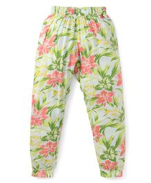 Get It Girls Aloha Joggers - Multicolor