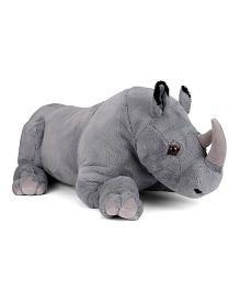 Wild Republic Jumbo Rhino Grey - 65 cm