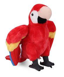 Wild Republic Jumbo Macaw  Red - 50 cm