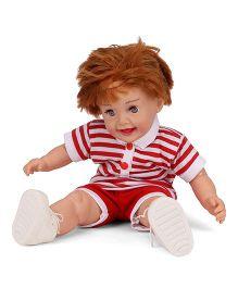 Speedage Romeo Doll - Red