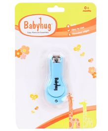 Babyhug Nail Clipper - Blue