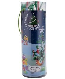 Imagi Make Jingle All The Way Christmas Tree and Ornaments