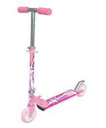 Zinc S1 Foldable Kids Scooter - Pink