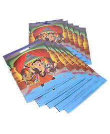 Sticker Bazaar Chhota Bheem D Cut Loot Bag Pack of 10 - Multicolour