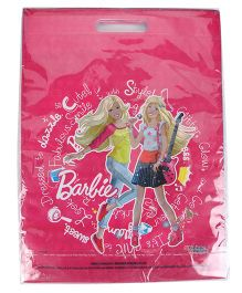 Sticker Bazaar Barbie Loot Bag Pack of 10 - Pink