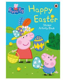 Peppa Pig Happy Easter Sticker Activity Book - English