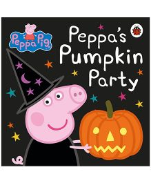 Peppa Pig Story Book Peppa's Pumpkin Party - English