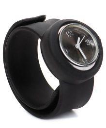 Analog Wrist Watch - Black