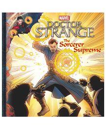 Doctor Strange The Sorcerer Supreme - English