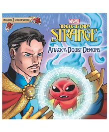 Doctor Strange Attack Of The Doubt Demons - Englis