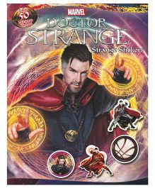 Doctor Strange Sticker Book - English