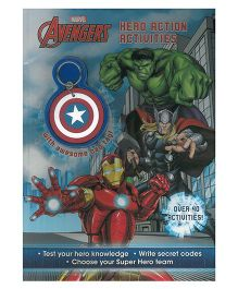 Avengers Hero Action Activities - English