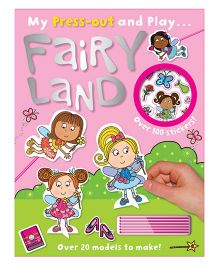 Press Out And Play Fairy Land - English