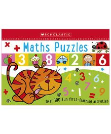 Smart Start Maths Puzzles - English