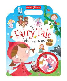 My Fairy Tale Coloring Book - English