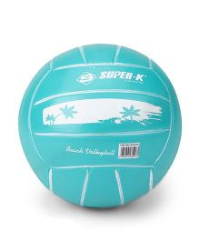 Super-K Beach Ball - Sea Green