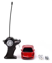 Maisto Remote Controlled Ferrari 458 - Red