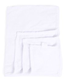 Abracadabra Luxury Blanket - White