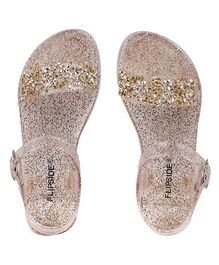 Flipside Sophia Sandals - Gold (18 to 24 Months)