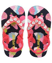 Flipside Diamonds Flipflop - Pink (18 to 24 Months)