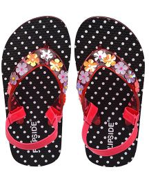 Flipside Mega Star Flipflop - Pink (5 to 6 Years)