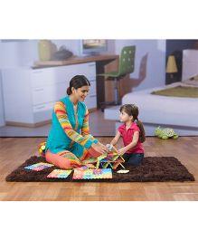 Funjoy Puzzle Play Mats Marathi Barakhadi - Multi Color