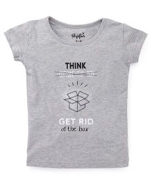 Highflier Think T-shirt - Grey