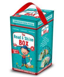 Read & Shine Box Level K  - English