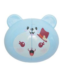 Buddyboo Tooth Brush Holder Teddy Design - Blue