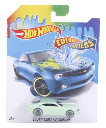 Hot Wheels Color Shifter Car - Green