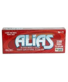 Alias - A game that makes people talk
