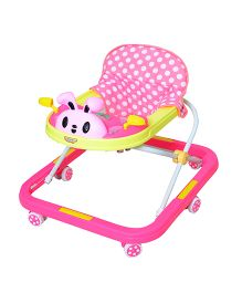 Cosmo Adjustable Baby Walker Pink - CTI 11