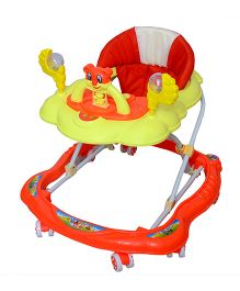 Cosmo Baby Walker Red Orange  - CTI 37