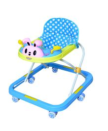 Cosmo Adjustable Baby Walker Blue - CTI 15