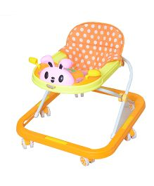 Cosmo Baby Walker Yellow Orange - CTI 12