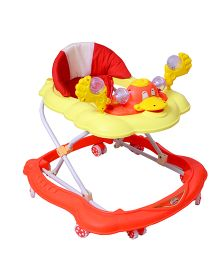 Cosmo Baby Walker Yellow Orange - CTI 09