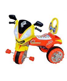Cosmo Tricycle Orange Yellow - CTI 01