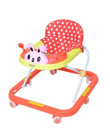 Cosmo Adjustable Baby Walker Orange - CTI 13