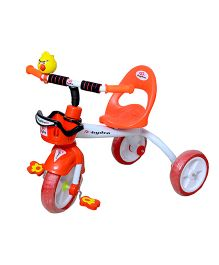 Cosmo Tricycle With Basket Orange - CTI 63