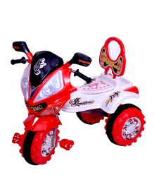 Cosmo Tricycle Red White - CTI 04