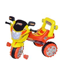 Cosmo Tricycle Orange Yellow - CTI 51