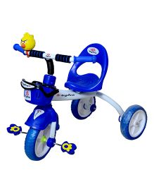 Cosmo Tricycle With Basket Blue - CTI 61